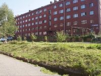 Novokuznetsk,  , house 13. Apartment house