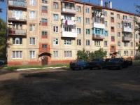 Novokuznetsk, Ln Chekistov, house 1. Apartment house