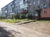 Novokuznetsk, Chekistov Ln, house 2. Apartment house