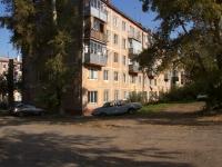 Novokuznetsk, Ln Chekistov, house 3. Apartment house