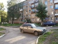 Новокузнецк, проезд Чекистов, дом 7. многоквартирный дом