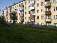 Novokuznetsk, Ln Chekistov, house 7. Apartment house