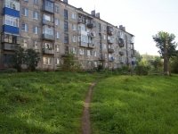Novokuznetsk, Ln Chekistov, house 9. Apartment house