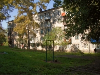 Novokuznetsk, Chekistov Ln, house 9. Apartment house