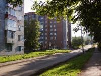 Новокузнецк, улица Белградская, дом 1. многоквартирный дом