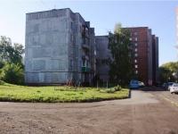 Новокузнецк, улица Белградская, дом 3. многоквартирный дом