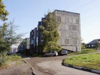 Новокузнецк, улица Белградская, дом 5. многоквартирный дом