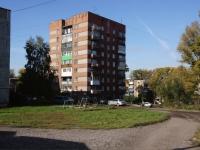 Новокузнецк, улица Ярославская, дом 3А. многоквартирный дом