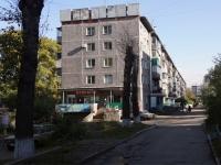 Новокузнецк, улица Ярославская, дом 12. многоквартирный дом