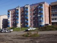 Новокузнецк, улица Ярославская, дом 22. многоквартирный дом
