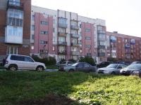 Новокузнецк, улица Ярославская, дом 26. многоквартирный дом
