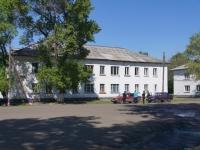 Новокузнецк, улица Капитальная, дом 10. многоквартирный дом