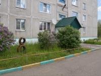 Новокузнецк, улица Олеко Дундича, дом 15. многоквартирный дом