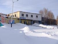 Прокопьевск, Шахтёров проспект, дом 7. техникум Прокопьевский электромашиностроительный техникум