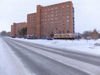 Прокопьевск, улица Жолтовского, дом 7. многоквартирный дом