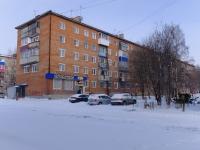 Прокопьевск, улица Жолтовского, дом 8. многоквартирный дом
