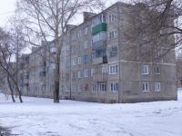 Прокопьевск, улица Жолтовского, дом 10. многоквартирный дом