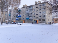 Прокопьевск, улица Жолтовского, дом 16. многоквартирный дом