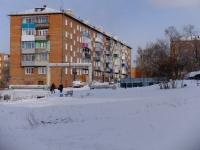 Прокопьевск, улица Оренбургская, дом 1. многоквартирный дом