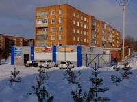 Прокопьевск, улица Оренбургская, дом 2А. многоквартирный дом