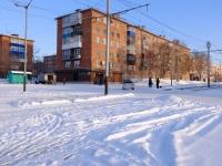 Прокопьевск, улица Оренбургская, дом 4. многоквартирный дом