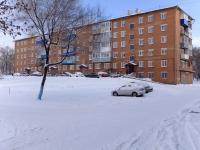 Прокопьевск, улица Оренбургская, дом 4А. многоквартирный дом
