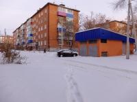 Прокопьевск, улица Оренбургская, дом 5. многоквартирный дом