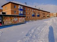 Прокопьевск, улица Оренбургская, дом 5А. многоквартирный дом