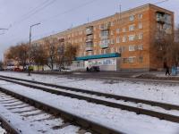 Прокопьевск, улица Оренбургская, дом 8. многоквартирный дом