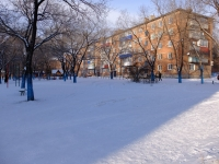 Прокопьевск, улица Оренбургская, дом 10. многоквартирный дом