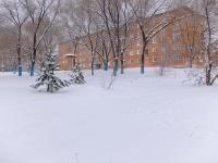 Прокопьевск, улица Оренбургская, дом 11. общежитие