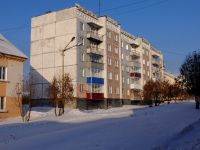 Прокопьевск, улица Цикличная, дом 19. многоквартирный дом