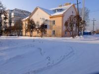 Прокопьевск, улица Цикличная, дом 21. многоквартирный дом