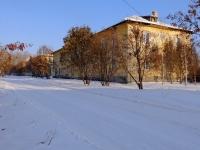 Прокопьевск, улица Цикличная, дом 22. многоквартирный дом