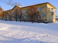 Прокопьевск, улица Цикличная, дом 24. многоквартирный дом
