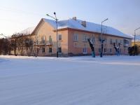 Прокопьевск, улица Цикличная, дом 25. многоквартирный дом