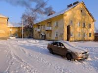 Прокопьевск, улица Цикличная, дом 26. многоквартирный дом