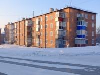 Прокопьевск, улица Квартал Северный, дом 4. многоквартирный дом