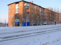 Прокопьевск, улица Квартал Северный, дом 6. многоквартирный дом