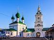 Культовые здания и сооружения Костромы