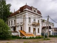 Кострома, улица 1 мая, дом 2А/1. неиспользуемое здание