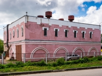 ,  , house 19. service building