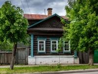 Кострома, улица Пятницкая, дом 23. индивидуальный дом