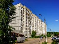 Кострома, улица Войкова, дом 41. многоквартирный дом