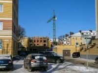 Кострома, улица Войкова, дом 22. строящееся здание