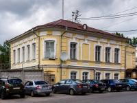 Кострома, улица Комсомольская, дом 9. офисное здание