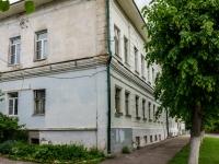 Кострома, улица Островского, дом 14. многоквартирный дом