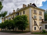 Кострома, улица Островского, дом 19. многоквартирный дом