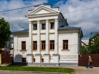 Кострома, улица Островского, дом 22. многоквартирный дом