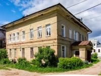 Кострома, улица Островского, дом 25. многоквартирный дом